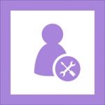 Kunden-Verwaltung Logo